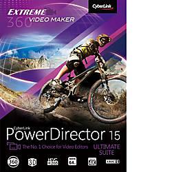 PowerDirector 15 Ultimate Download Version