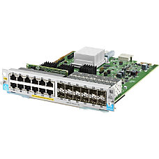 HP 12 port 101001000BASE T PoE