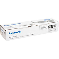 Panasonic Toner Cartridge Laser 2000 Page