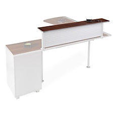 WorkPro ModOffice Shelf Kit For Reception