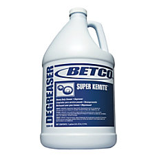 Betco Super Kemite Degreaser 148 Oz