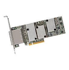 Lenovo LSI SAS9206 16e Quad port