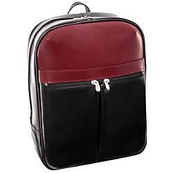 McKleinUSA Avalon L Series Leather Laptop