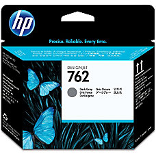 HP 762 Printhead Dark Gray Inkjet