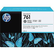 HP 761 Ink Cartridge Dark Gray