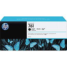 HP 761 Ink Cartridge Matte Black
