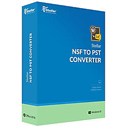 Stellar NSF to PST Converter Download