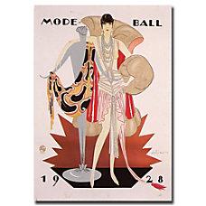 Trademark Global Mode Ball 1928 Gallery