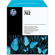 HP No 762 Maintenance Cartridge Inkjet
