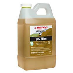 Betco PH7 Fastdraw Ultra Floor Cleaner