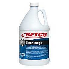 Betco Clear Image RTU Glass Cleaner