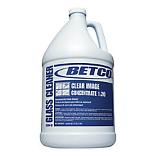 Betco Clear Image Concentrate 1 Gallon