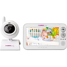 Lorex Video baby monitor with large