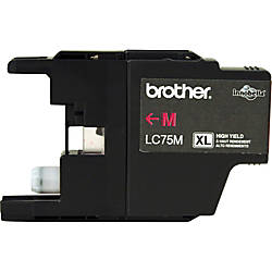 Brother LC75M Ink Cartridge Inkjet High