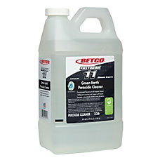 Betco Green Earth Peroxide Cleaner Mint
