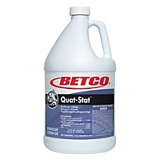 Betco Quat Stat Disinfectant Cleaner 1184