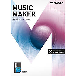 MAGIX Music Maker Download Version