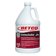 Betco Untouchable With SRT Floor Finish