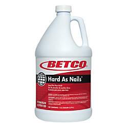 Betco Hard As Nails Floor Finish