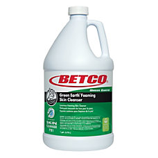 Betco Green Earth Foaming Skin Cleanser