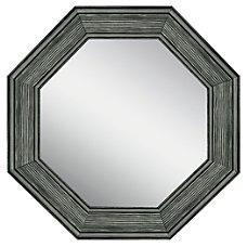 PTM Images Framed Mirror Octagonal 35