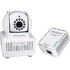 Gear PlugnView Network Camera Color