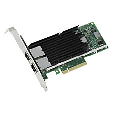 Intel X540 BT2 10Gigabit Ethernet Card