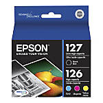 Epson T127120 BCS High Yield BlackColor
