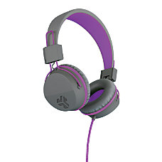 JLab Neon Headphones With Universal Microphone