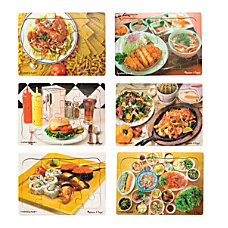 Melissa Doug Multi Ethnic Puzzle Set
