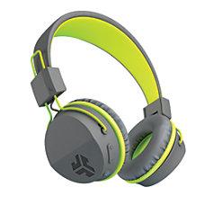 JLab Audio Intro Bluetooth Headphones Green