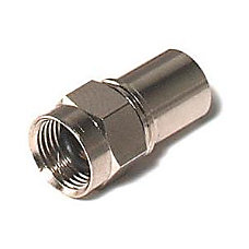 Steren RG6 TaperSeal Universal F Connector