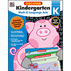Thinking Kids Discover Workbook Kindergarten