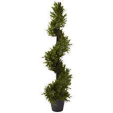 Nearly Natural 39 H Plastic Rosemary