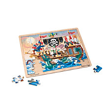 Melissa Doug Pirate Adventure 48 Piece
