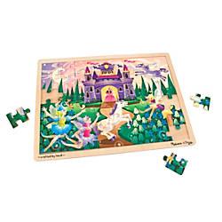 Melissa Doug 48 Piece Fairy Fantasy