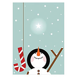 Personalized Economy Holiday Cards 5 x
