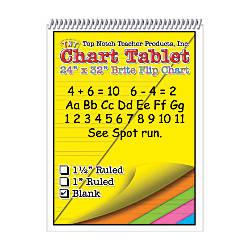 Top Notch Brite Chart Tablets 24