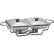 Towle Warming Tray