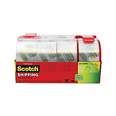 Scotch Super Strength Mailing Tape With