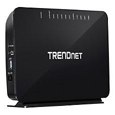 TRENDnet TEW 816DRM IEEE 80211ac ADSL2