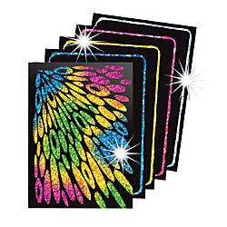 Melissa Doug Scratch Sparkle Artist Trading