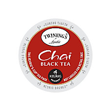 Twinings Chai Tea K Cups 04