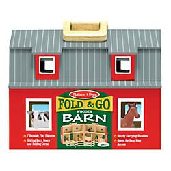 Melissa Doug 10 Piece Fold And