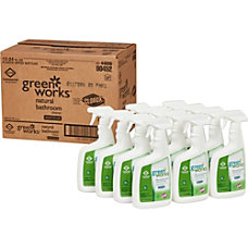 Green Works Bathroom Cleaner Spray 019