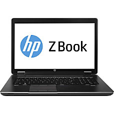 HP ZBook 14 14 Touchscreen LED