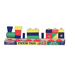 Melissa Doug Stacking Train