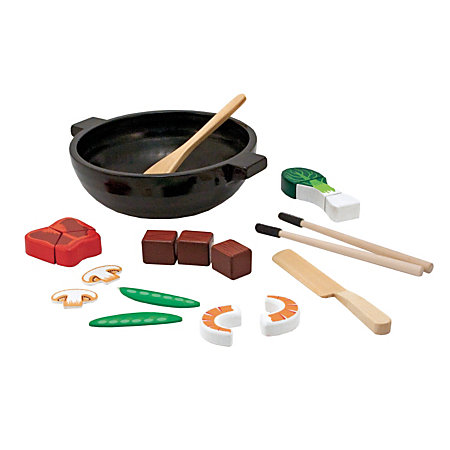 Melissa doug stir fry slicing playset by office depot for Doug s fish fry