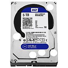 WD Blue 5 TB 35 inch