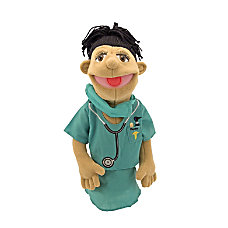 Melissa Doug Surgeon Puppet